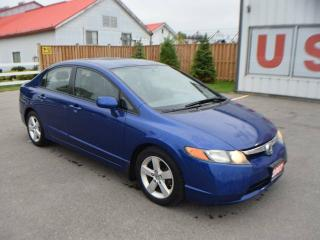 Used 2007 Honda Civic LX for sale in Brantford, ON
