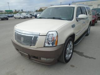 Used 2008 Cadillac Escalade for sale in Innisfil, ON
