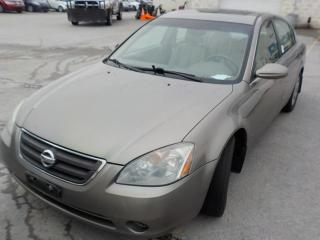 Used 2002 Nissan Altima SL for sale in Innisfil, ON