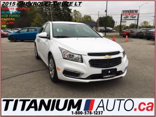 Used 2015 Chevrolet Cruze LT+Camera+My Link+Remote Start+BlueTooth+XM+Turbo+ for sale in London, ON