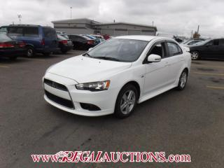 Used 2015 Mitsubishi LANCER GT 4D SEDAN AWD AT 2.4L for sale in Calgary, AB