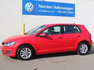Used 2015 Volkswagen Golf 2.0 TDI Trendline for sale in Edmonton, AB