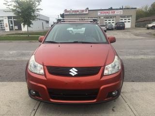 Used 2008 Suzuki SX4 JLX for sale in Scarborough, ON