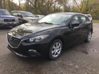 Used 2016 Mazda 3 I SPORT * REAR CAM * BLUETOOTH * LOW KM for sale in London, ON