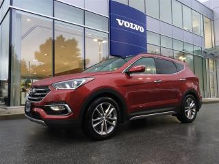 Used 2017 Hyundai Santa Fe Sport 2.0T Ultimate FULLY LOADED BABY! for sale in Surrey, BC