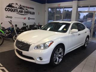 Used 2013 Infiniti M37 X for sale in Coquitlam, BC