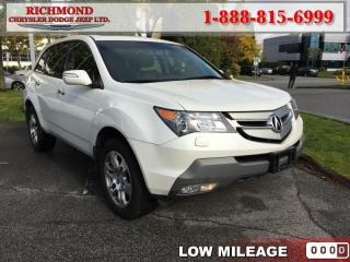 Used 2009 Acura MDX Base for sale in Richmond, BC