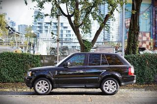 Used 2009 Land Rover Range Rover Sport - for sale in Burnaby, BC