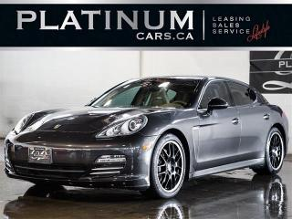 Used 2012 Porsche Panamera 4, NAVIGATION, SUNROOF, Heated SEATS, 20in Wheels for sale in Toronto, ON