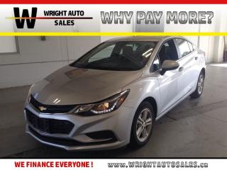 Used 2017 Chevrolet Cruze LT|TRACTION CONTROL|BLUETOOTH|41,118 KMS for sale in Cambridge, ON