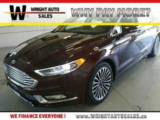 Used 2017 Ford Fusion SE |AWD|NAVIGATION|SUNROOF|LEATHER|21,778 KMS for sale in Cambridge, ON