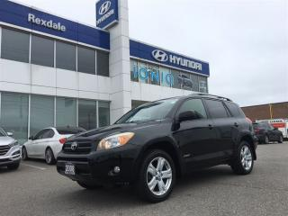 Used 2008 Toyota RAV4 Sport - EXTREMELY CLEAN!!! for sale in Etobicoke, ON
