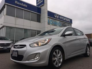 Used 2014 Hyundai Accent GLS for sale in Etobicoke, ON