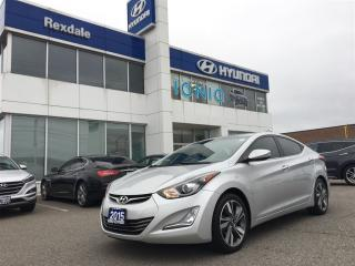 Used 2015 Hyundai Elantra LTD  -WITH  EVERYTHING YOU NEED! for sale in Etobicoke, ON