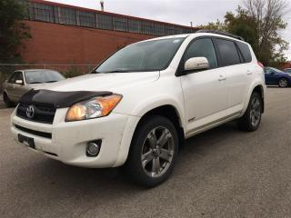 Used 2010 Toyota RAV4 Sport for sale in Etobicoke, ON