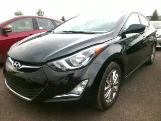 Used 2016 Hyundai Elantra GLS *Roof/B.Cam for sale in Winnipeg, MB