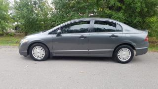 Used 2009 Honda Civic Sdn DX-G Auto,P.GROUP,Ga$$aver,Certified $5975 for sale in Scarborough, ON