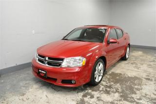 Used 2011 Dodge Avenger SXT for sale in Kitchener, ON