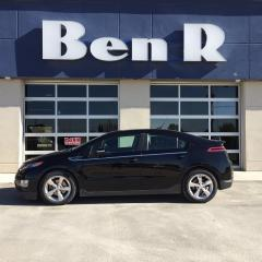 Used 2013 Chevrolet Volt for sale in Steinbach, MB