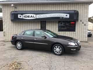 Used 2008 Buick Allure CX for sale in Mount Brydges, ON