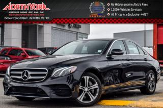 Used 2017 Mercedes-Benz E-Class 300 4Matic|BlindSpot|Pkng_Sensors|BurmesterSurround for sale in Thornhill, ON