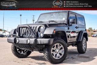Used 2016 Jeep Wrangler Sport|4x4|Hard Top|AM/FM One Owner Accident Free|17