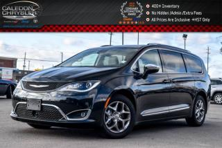 Used 2017 Chrysler Pacifica Limited Platinum|Navi|Pano Sunroof|Backup Cam|Safetytec Group|Tow Group|20