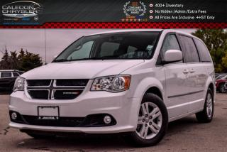 Used 2016 Dodge Grand Caravan Crew Plus for sale in Bolton, ON