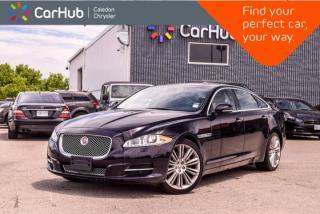 Used 2014 Jaguar XJ XJL Portfolio|AWD|Navi|Pano Sunroof|Backup Cam|Bluetooth|Blind Spot|leather|19