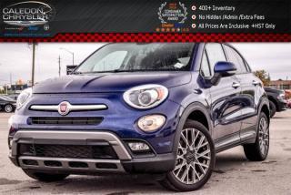 Used 2016 Fiat 500X Trekking|Pano Sunroof|Bluetooth|R-Start|Keyless Entry|18