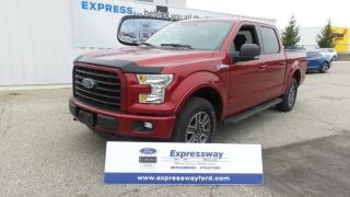 Used 2017 Ford F-150 XLT Sport, 5.0L V8 for sale in Stratford, ON