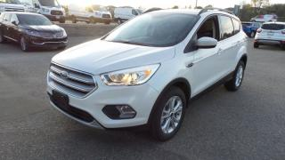 New 2018 Ford Escape SEL, 4WD, Lthr, FordPass, Nav, Moon for sale in Stratford, ON