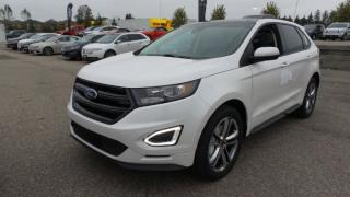 New 2018 Ford Edge SPORT for sale in Stratford, ON