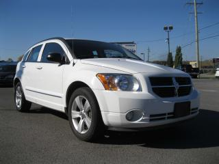 Used 2012 Dodge Caliber SXT for sale in Kingston, ON