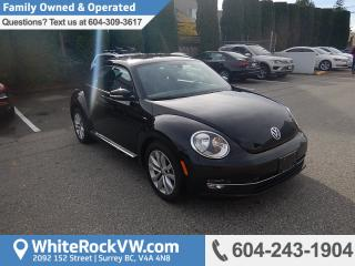 Used 2015 Volkswagen Beetle 1.8 TSI Comfortline for sale in Surrey, BC