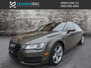 Used 2012 Audi A7 Premium Plus Drive Select, Blind spot monitors for sale in Woodbridge, ON