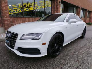 Used 2012 Audi A7 Premium Plus S-Line for sale in Woodbridge, ON
