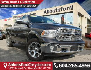 Used 2014 Dodge Ram 1500 Laramie ACCIDENT FREE for sale in Abbotsford, BC