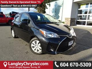 Used 2016 Toyota Yaris for sale in Surrey, BC