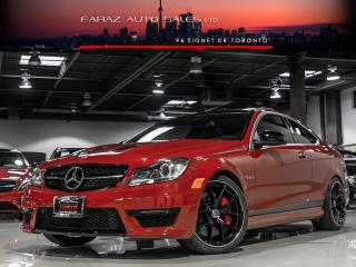 Used 2014 Mercedes-Benz C63 AMG AMG|EDITION 507|FULLY LOADED for sale in North York, ON