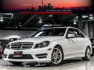 Used 2013 Mercedes-Benz C 300 4MATIC|NAVI|PARKING SENSORS|LOADED for sale in North York, ON