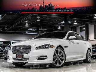 Used 2015 Jaguar XJ SPORT|AWD|NAVI|B.SPOT|REAR CAM|COOLED for sale in North York, ON