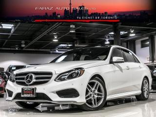 Used 2015 Mercedes-Benz E-Class E250 AMG|DISTRONIC|DTR+|B.SPOT|360|PANO|BLUETEC|FULLY LOADED for sale in North York, ON