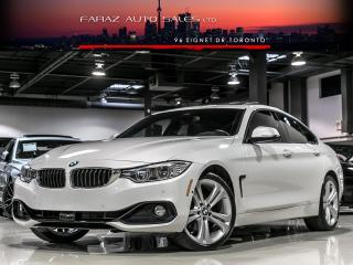 Used 2015 BMW 428i SPORT|GRANCOUPE|HEADSUP|B.SPOT|LANE DEP|ADP CRUISE|360|NAVI|FULLY LOADED for sale in North York, ON