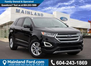 Used 2015 Ford Edge SEL NO ACCIDENTS for sale in Surrey, BC