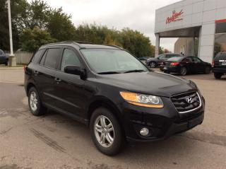 Used 2011 Hyundai Santa Fe GL..1 OWNER..ACCIDENT FREE.. for sale in Milton, ON