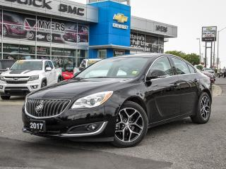Used 2017 Buick Regal SPORT TOURING, 2.0L TURBO AND LEATHER for sale in Ottawa, ON
