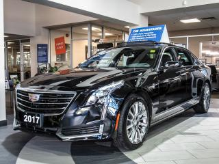 Used 2017 Cadillac CT6 PREMIUM, AWD, TWIN TURBO- ONLY 4500KM!!! for sale in Ottawa, ON