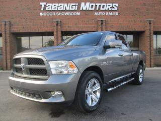 Used 2010 Dodge Ram 1500 SPORT LEATHER TRIM 20 INCH WHEELS! for sale in Mississauga, ON