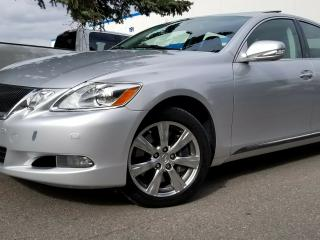 Used 2008 Lexus GS 350 4DR SDN AWD for sale in Concord, ON